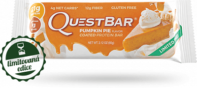 Tyčinky Quest Nutrition Quest Bar Pumpkin Pie, 60g
