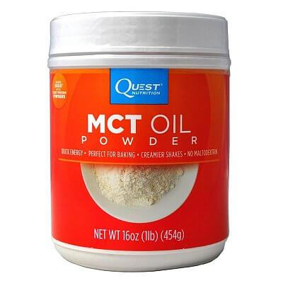 Zdravé potraviny Quest Nutrition MCT Oil Powder, 454g