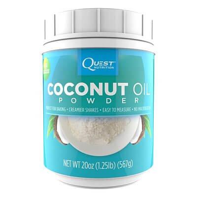 Zdravé potraviny Quest Nutrition Coconut Oil Powder, 567g