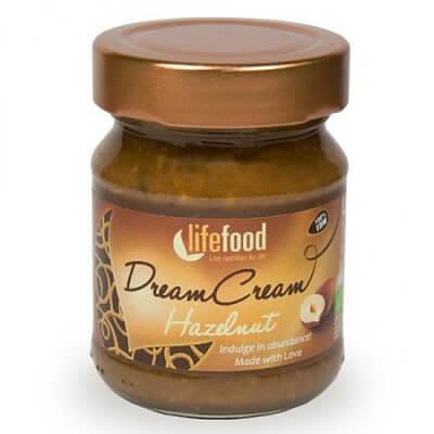 Zdravé potraviny Lifefood Lískooříškový sen BIO, 150g