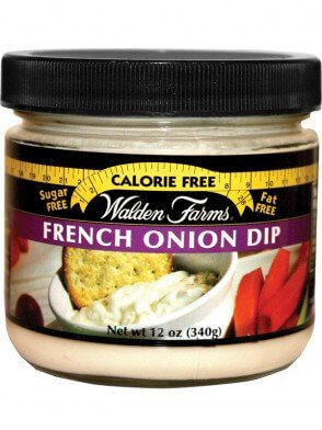 Walden Farms French Onion Dip, 340g