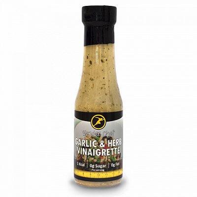 Zdravé potraviny Slender Chef Garlic&Herb Vinaigrette, 350ml