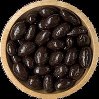 Zdravé potraviny DiaSO Mandle v hořké čokoládě, 100g