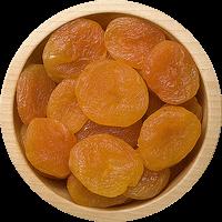 Zdravé potraviny DiaSO Meruňky celé sířené, 150g