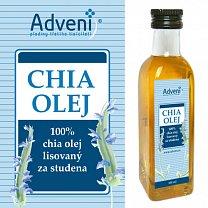 Adveni Chia olej, 100ml