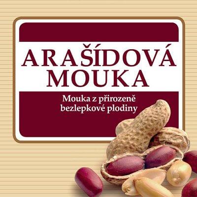 Zdravé potraviny Adveni Arašídová mouka, 250g