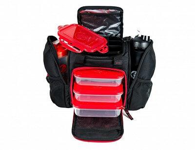 Shakery a boxy 6 Pack Innovator Mini, Černá