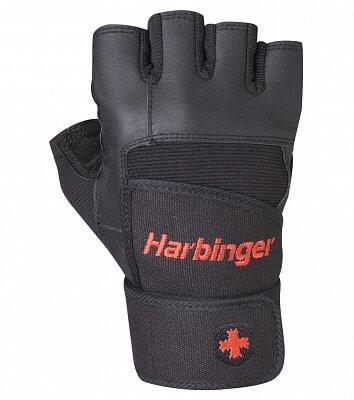 Fitness pomůcky Harbinger Fitness rukavice 140 PRO Wrist Wrap