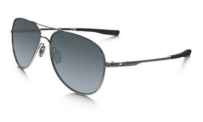 Sluneční brýle Oakley Elmont M Pol Chrome w/ Grey Grad Pol size 58