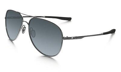 Sluneční brýle Oakley Elmont L Pol Chrome w/ Grey Grad Pol