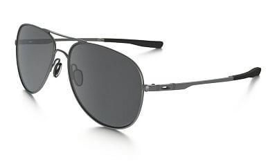 Sluneční brýle Oakley Elmont M Lead w/ Black Iridium Pol size 58