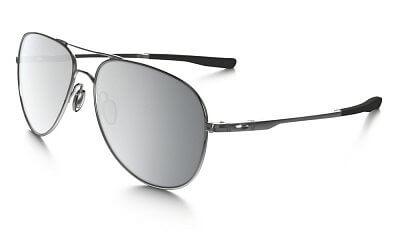 Sluneční brýle Oakley Elmont M Pol Chrome w/ Chrome Iridium size 58