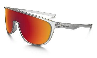 Sluneční brýle Oakley Trillbe Matte Clear w/Torch Iridium
