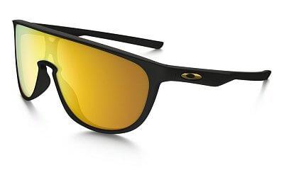 Sluneční brýle Oakley Trillbe Matte Black w/ 24K Iridium