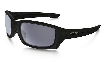 Sluneční brýle Oakley Straightlink Matte Black w/ Grey