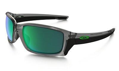 Sluneční brýle Oakley Straightlink Grey Ink w/ Jade Iridium