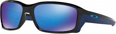 Sluneční brýle Oakley Straightlink Polished Black w/ Sapphire Iridium