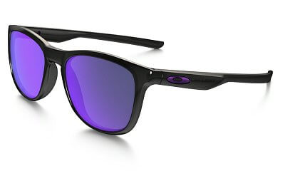 Sluneční brýle Oakley Trillbe X Pol BlackInkw/VioletIrdPolar