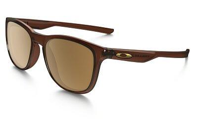 Sluneční brýle Oakley Trillbe X Pol Rootbeer w/DkBronze