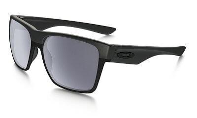 Sluneční brýle Oakley Two Face XL Steel w/ Grey