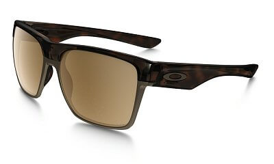 Sluneční brýle Oakley Two Face XL Polished Brwn Tort w/ Dark Bronze