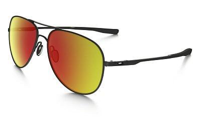 Sluneční brýle Oakley Elmont L Stn Black w/ Ruby Iridium
