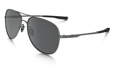 Sluneční brýle Oakley Elmont L Lead w/ Black Iridium Pol