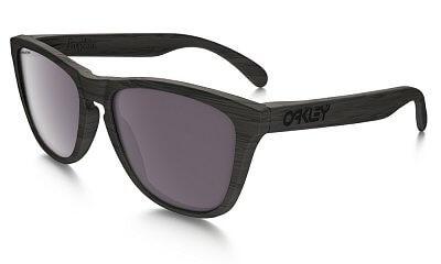 Sluneční brýle Oakley Frogskins Woodgrain w/Prizm Daily Polar