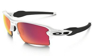 Sluneční brýle Oakley Flak Jacket 2.0 Xl White With Prizm Baseball Lens