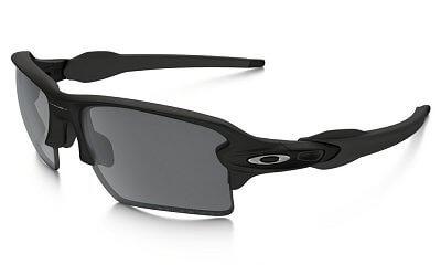 Sluneční brýle Oakley Flak 2.0 XL Mtt Blk w/ Blk Irid Pol