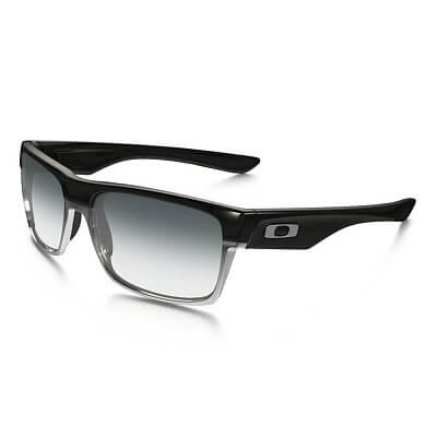 Sluneční brýle Oakley Twoface Pol Blk w/Blk to Clear Gradient