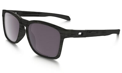 Oakley Catalyst Woodgrain w/Prizm Daily Polar