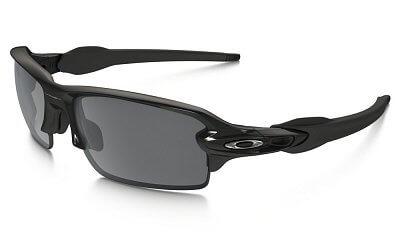 Sluneční brýle Oakley Flak 2.0 Pol Blk w/ Blk Irid