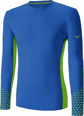 Pánské běžecké tričko Mizuno Premium Aero LS Tee