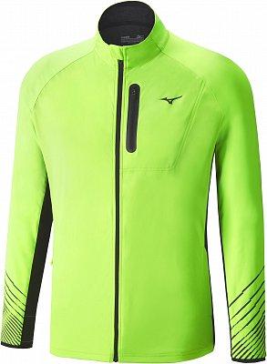 Pánská běžecká bunda Mizuno Breath Thermo Softshell Jacket