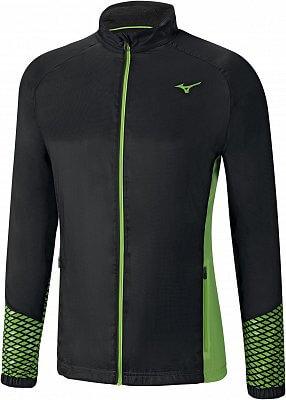 Pánská sportovní bunda Mizuno Breath Thermo Jacket