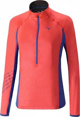 Dámská běžecká bunda Mizuno Breath Thermo Premium Windtop
