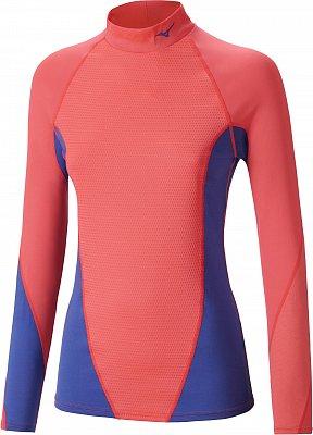 Dámské sportovní tričko Mizuno Women's Virtual Body G1 High Neck