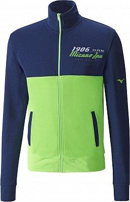Pánská sportovní mikina Mizuno Track Jacket Heritage