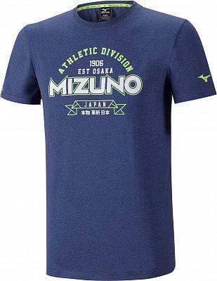Pánské sportovní tričko Mizuno 1906 Heritage Tee