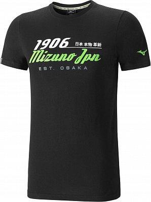 Pánské sportovní tričko Mizuno JPN Heritage Tee