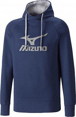 Pánská sportovní mikina Mizuno Logo Hoody