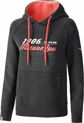 Dámská sportovní mikina Mizuno Women Heritage Hoody