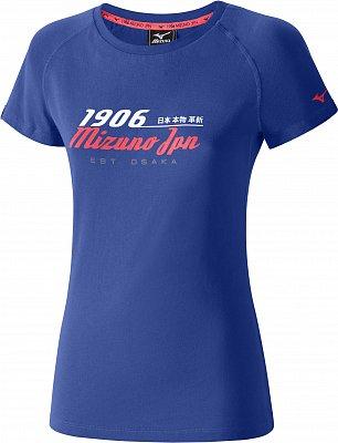 Dámské sportovní tričko Mizuno Women 1906 Heritage Tee