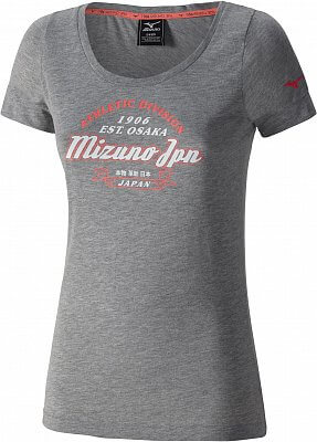 Dámské sportovní tričko Mizuno Women JPN Heritage Tee