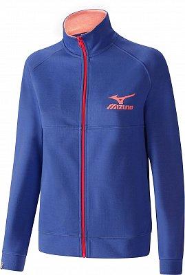 Dámská sportovní mikina Mizuno Women Full Zip Jacket