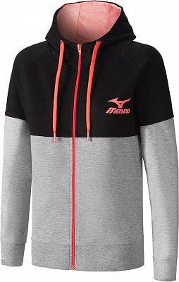 Dámská sportovní mikina Mizuno Women Mizuno Zip Hoody