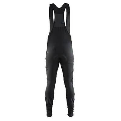 Kalhoty Craft Cyklokalhoty Velo Thermal Bib (s vložkou) černá
