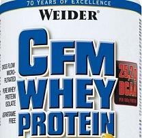 Weider CFM Whey Protein, 15g