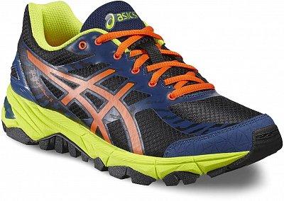 Asics Gel Fujitrabuco 5 GS - dětské běžecké boty  3f9bcd166b